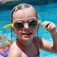 Swimming Lessons in San Antonio, Texas for Children of All Ages & Abilities